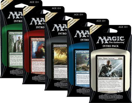 Magic the Gathering Magic 2013 Core Set Intro Pack